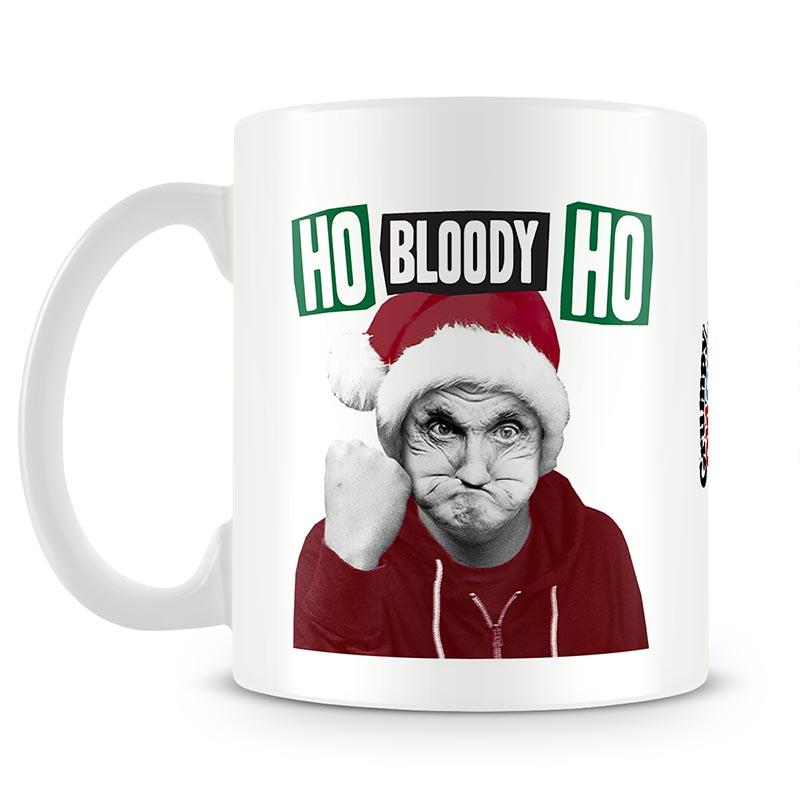 Grumpy Old Gits Ho Bloody Ho Mug - The Official Aunty Acid Store