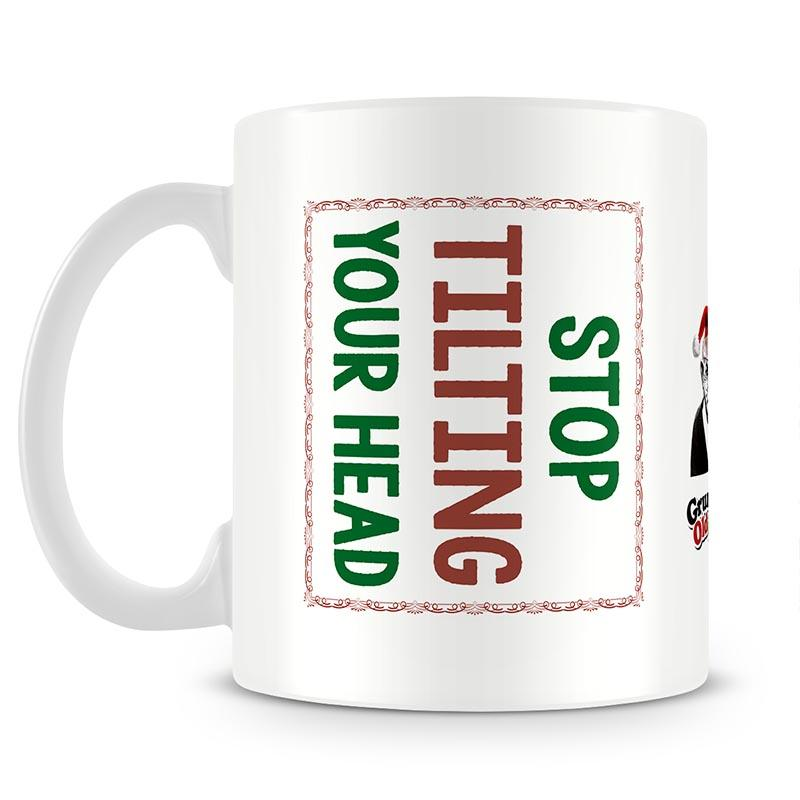 Grumpy Old Gits Im Not Happy Mug - The Official Aunty Acid Store