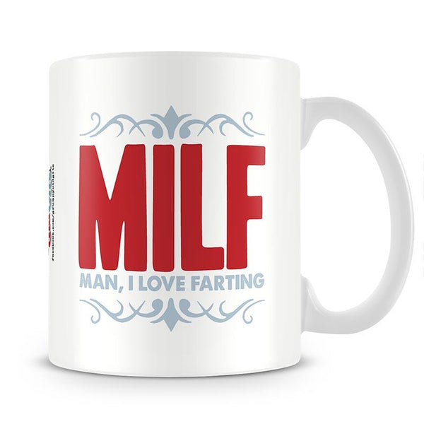 Grumpy Old Gits Milf Mug - The Official Aunty Acid Store