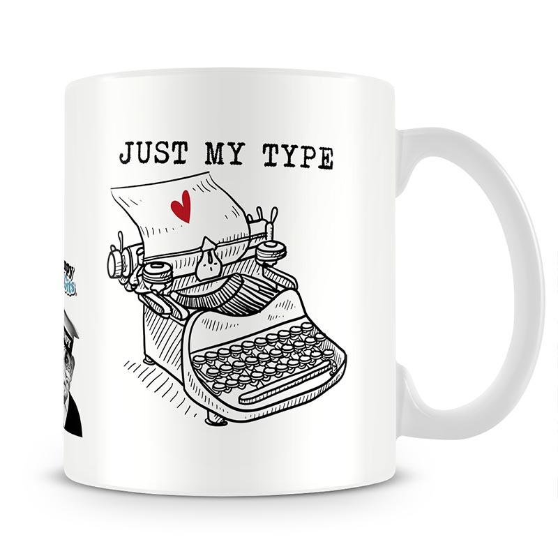 Grumpy Old Gits Type Mug - The Official Aunty Acid Store