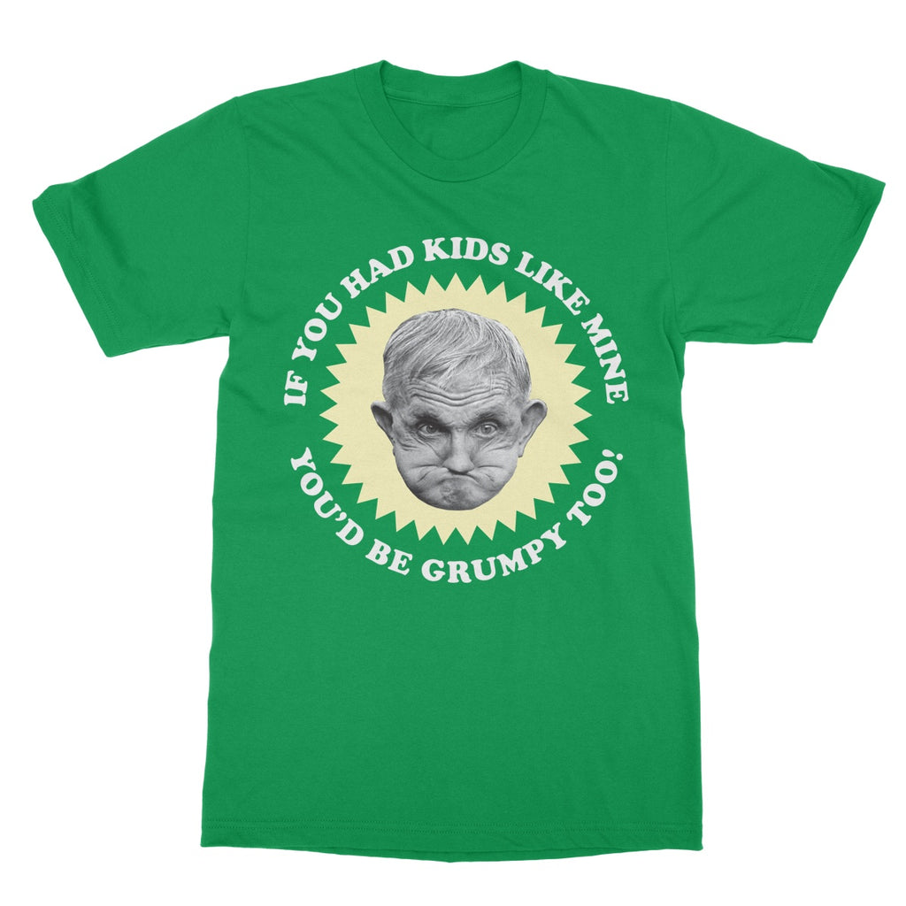 Grumpy Old Gits Kids T-Shirt - The Official Aunty Acid Store