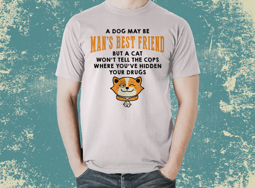 Man's Best Friend - The Official Aunty Acid Store