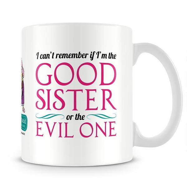 Aunty Acid Evil Sister Mug - The Official Aunty Acid Store