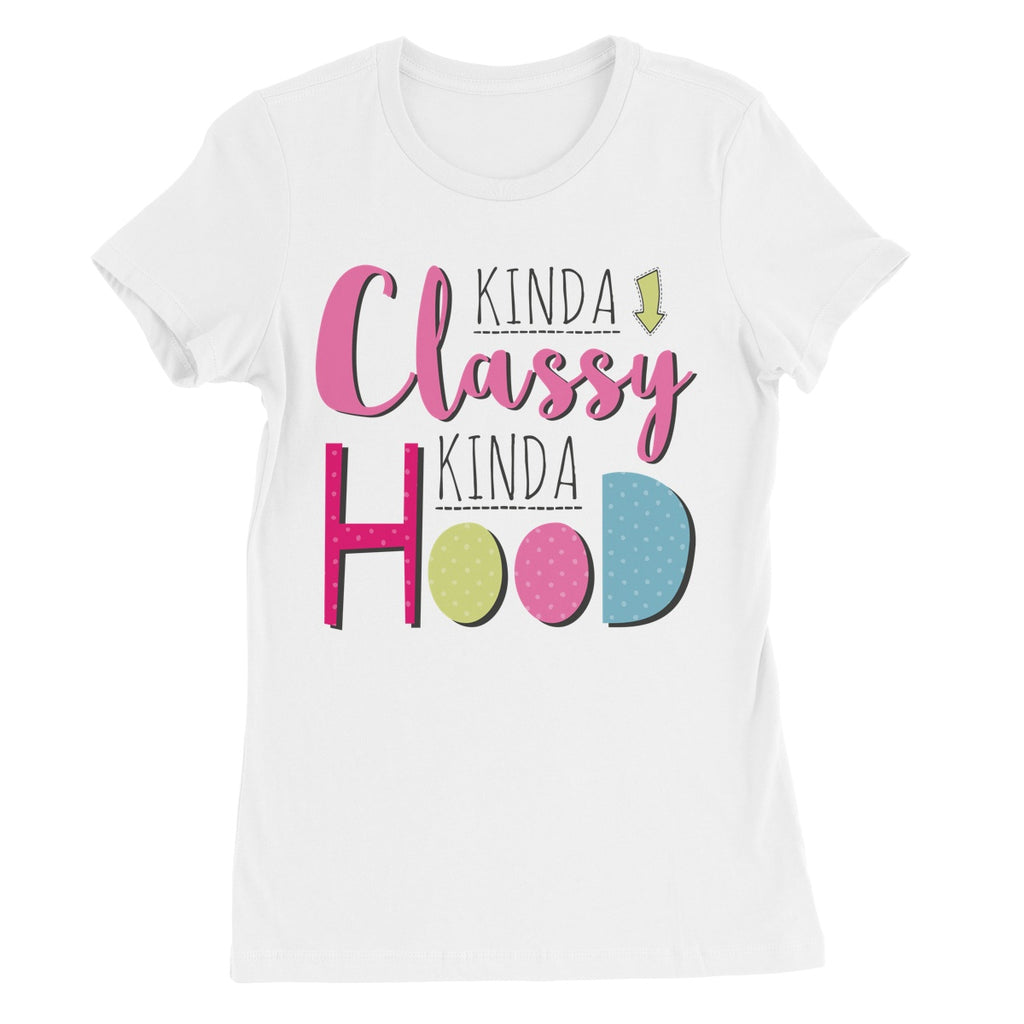 Queens of Sass Hood T-Shirt