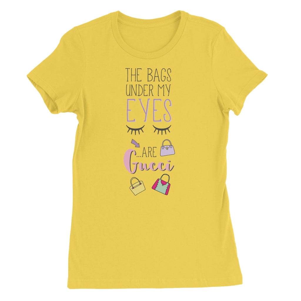 Queens of Sass Bags T-Shirt - The Official Aunty Acid Store
