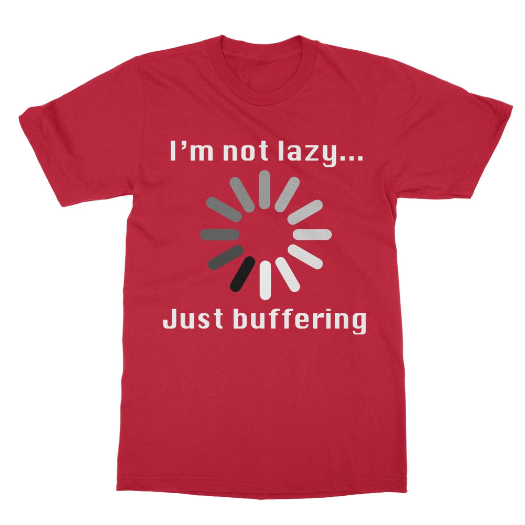 Grumpy Old Gits Buffering T-Shirt