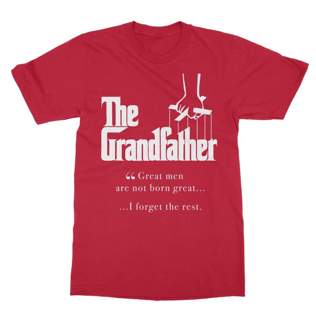 Potheads The Grandfather T-Shirt - The Official Aunty Acid Store