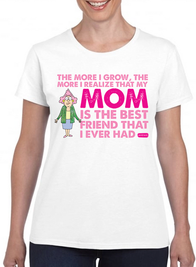 Aunty Acid Mom Is The Best T-Shirt