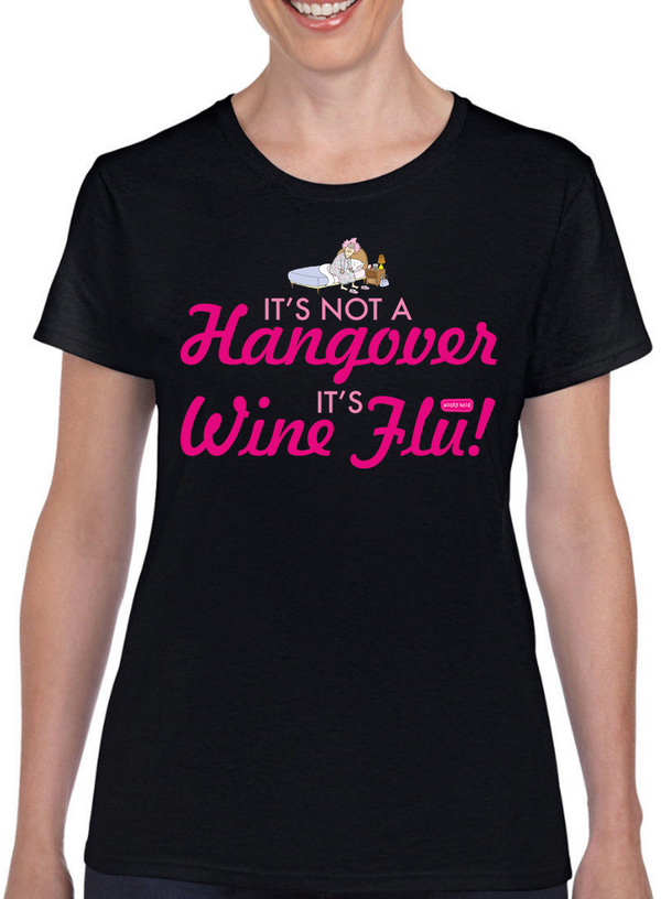 Aunty Acid Hangover T-Shirt - The Official Aunty Acid Store