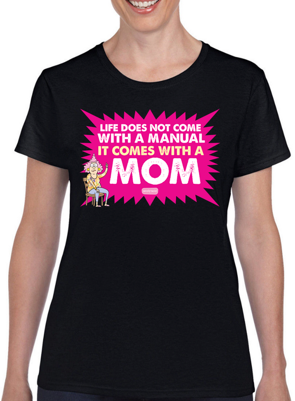Aunty Acid Manual T-Shirt - The Official Aunty Acid Store