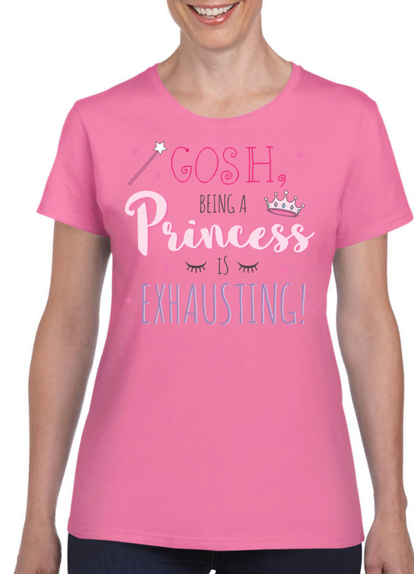 Queens Of Sass Princess T-Shirt