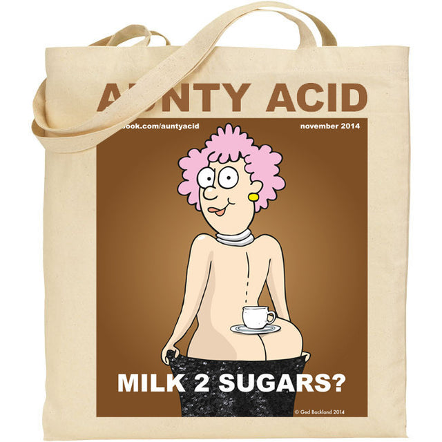 Aunty Acid Kim Tote Bag - The Official Aunty Acid Store