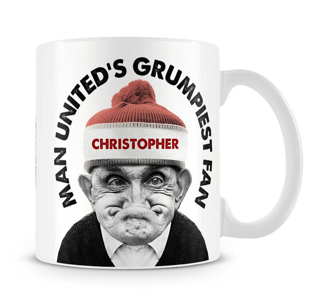 Grumpy Old Gits Man Utd Fan Mug - The Official Aunty Acid Store