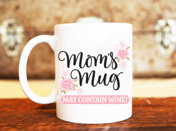 Goochicoo Mom's Wine Mug - The Official Aunty Acid Store
