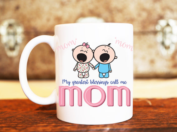 Goochicoo Greatest Blessing Mug - The Official Aunty Acid Store