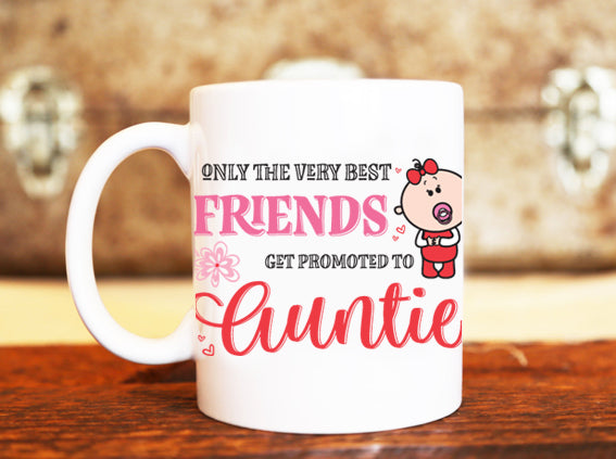 Goochicoo Best Auntie Mug - The Official Aunty Acid Store