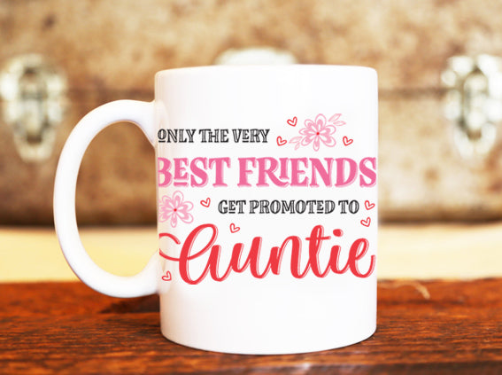Goochicoo Best Friend Auntie Mug - The Official Aunty Acid Store