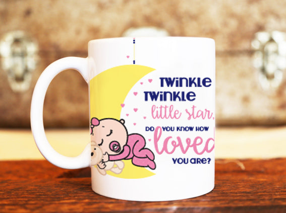 Goochicoo Twinkle Twinkle Little Star Mug - The Official Aunty Acid Store