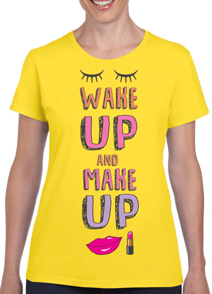 Queens Of Sass Wake Up T-Shirt - The Official Aunty Acid Store