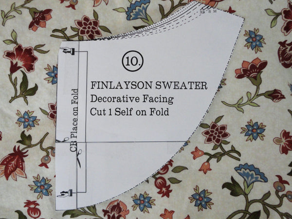 Finlayson Sew-Along
