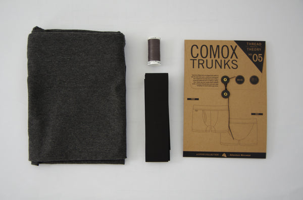 Comox Trunks Sew Along supplies