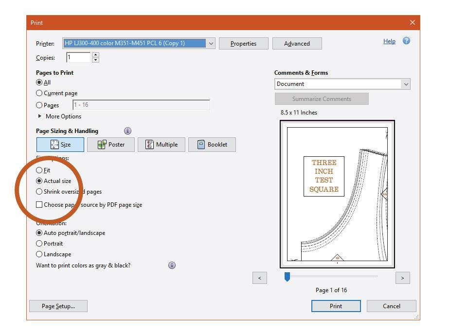 How to Assemble a PDF Pattern – Thread Theory