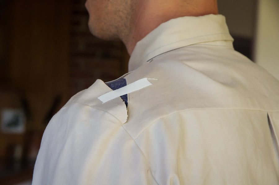 How to fit a button up shirt (7)