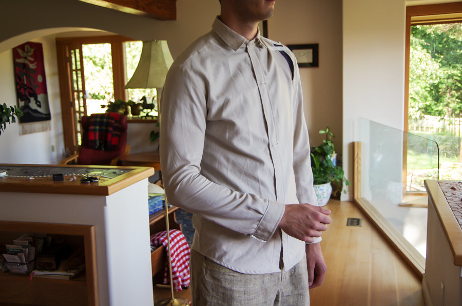 How to fit a button up shirt (8)