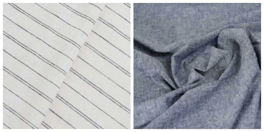 Summer Fabric Collection - menswear