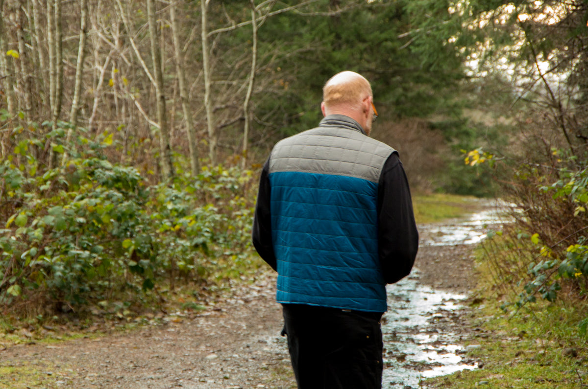 Wiphala Insulated Vest-7