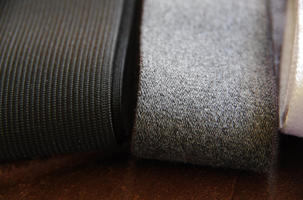 plush and regular waistband elastic