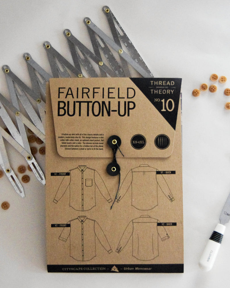 Menswear sewing patterns and supplies thread theory designs our curated menswear sewing patterns fabrics notions kits and tools make this possible jeuxipadfo Image collections