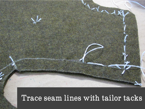 Tailor's Tacks