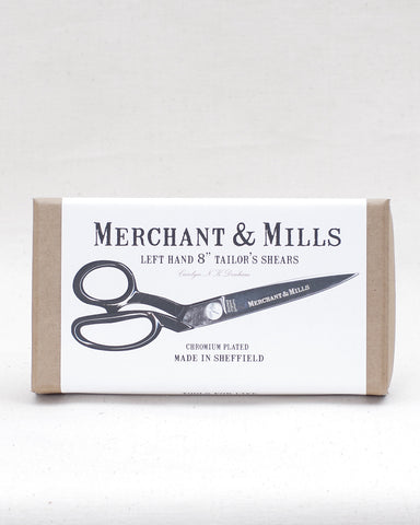 Left Hand Tailor's Shears 8""