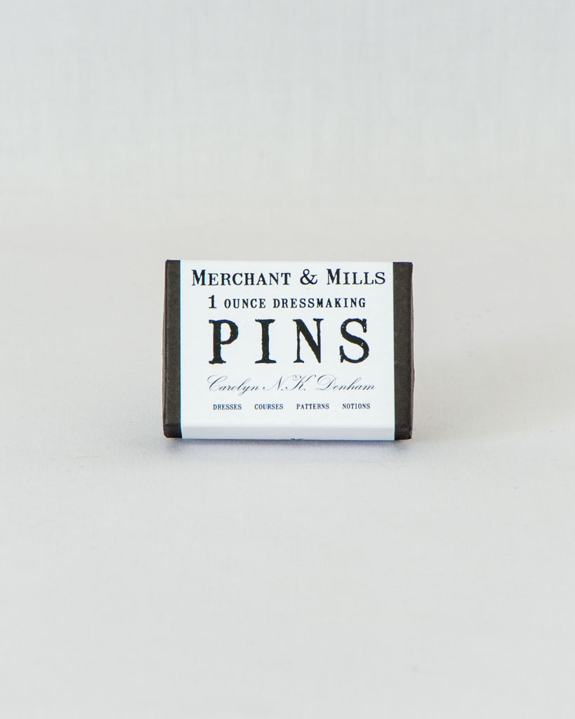 Dressmaking Pins - Thread Theory - 1