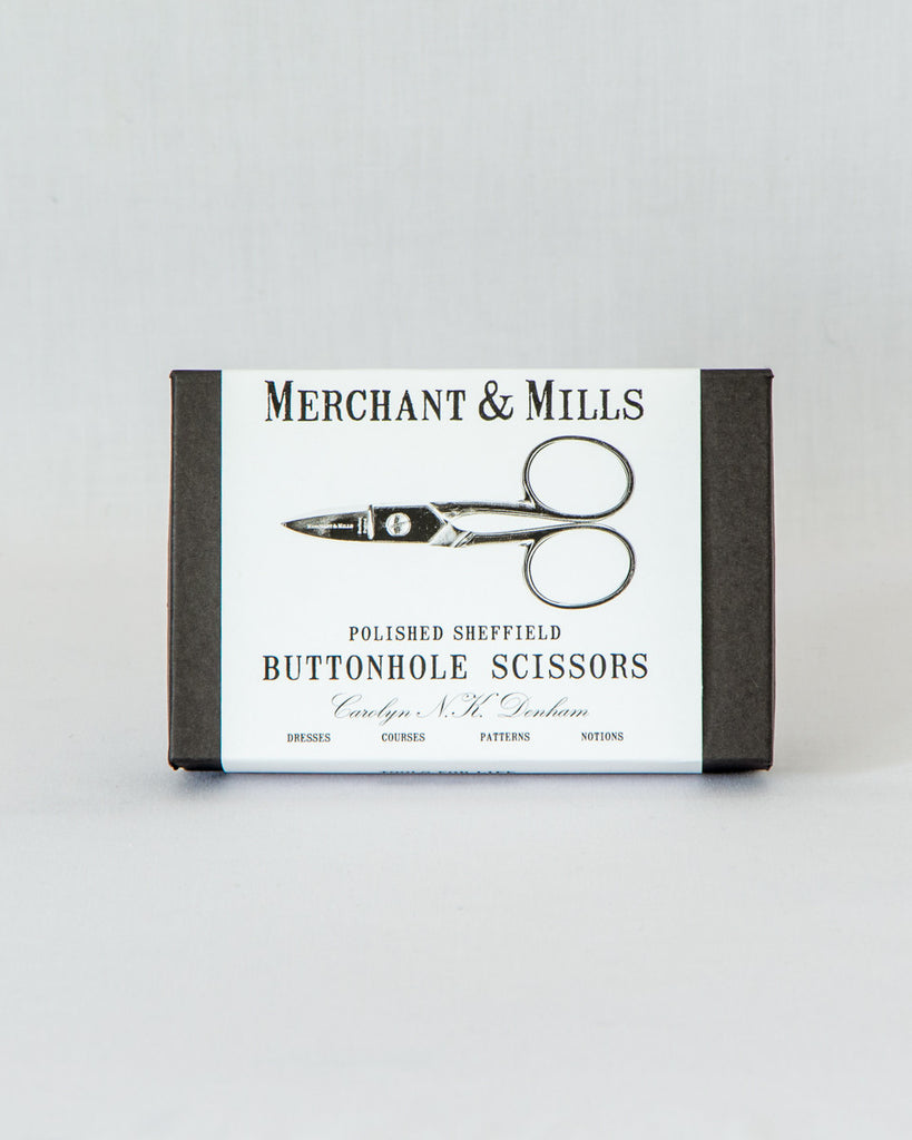 Buttonhole Scissors - Thread Theory - 1