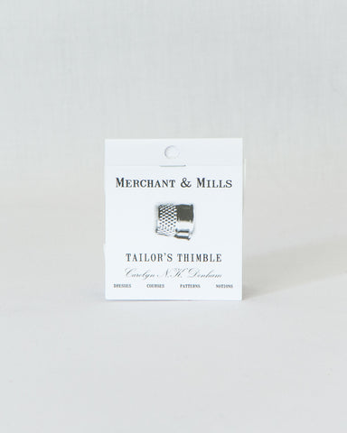 Tailor's Brass Thimble