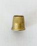 Tailor's Brass Thimble - Thread Theory - 2