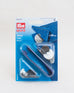 Prym Jean Buttons with Tool - Gunmetal 20mm