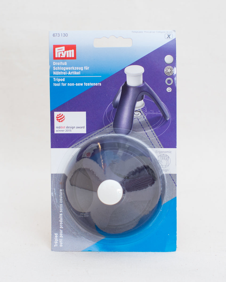 Prym Tripod Tool - for rivets and buttons