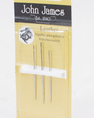 Leather Hand Sewing Needles
