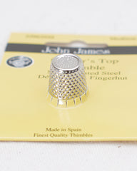 Closed Top Thimble (3 sizes)