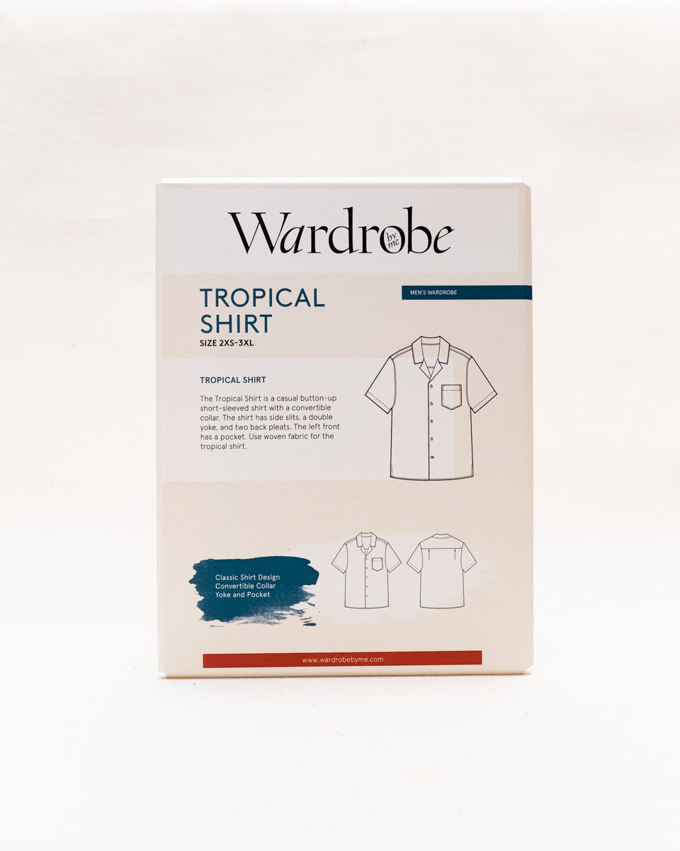 Wardrobe By Me - Tropical Shirt