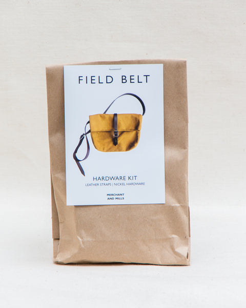 Field Belt Hardware Kit - Nickel