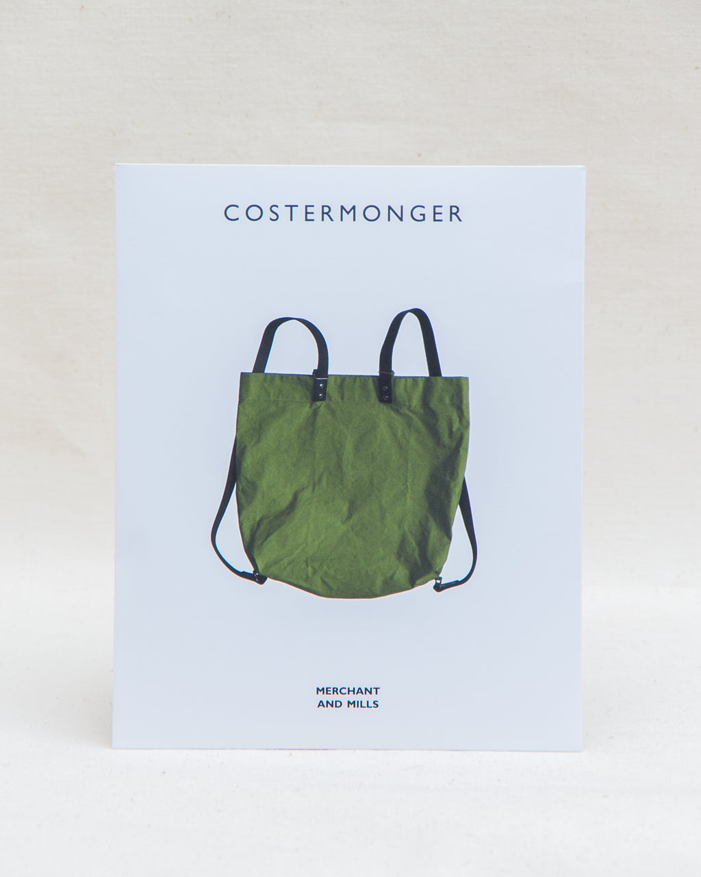 Costermonger Bag Pattern - Merchant & Mills