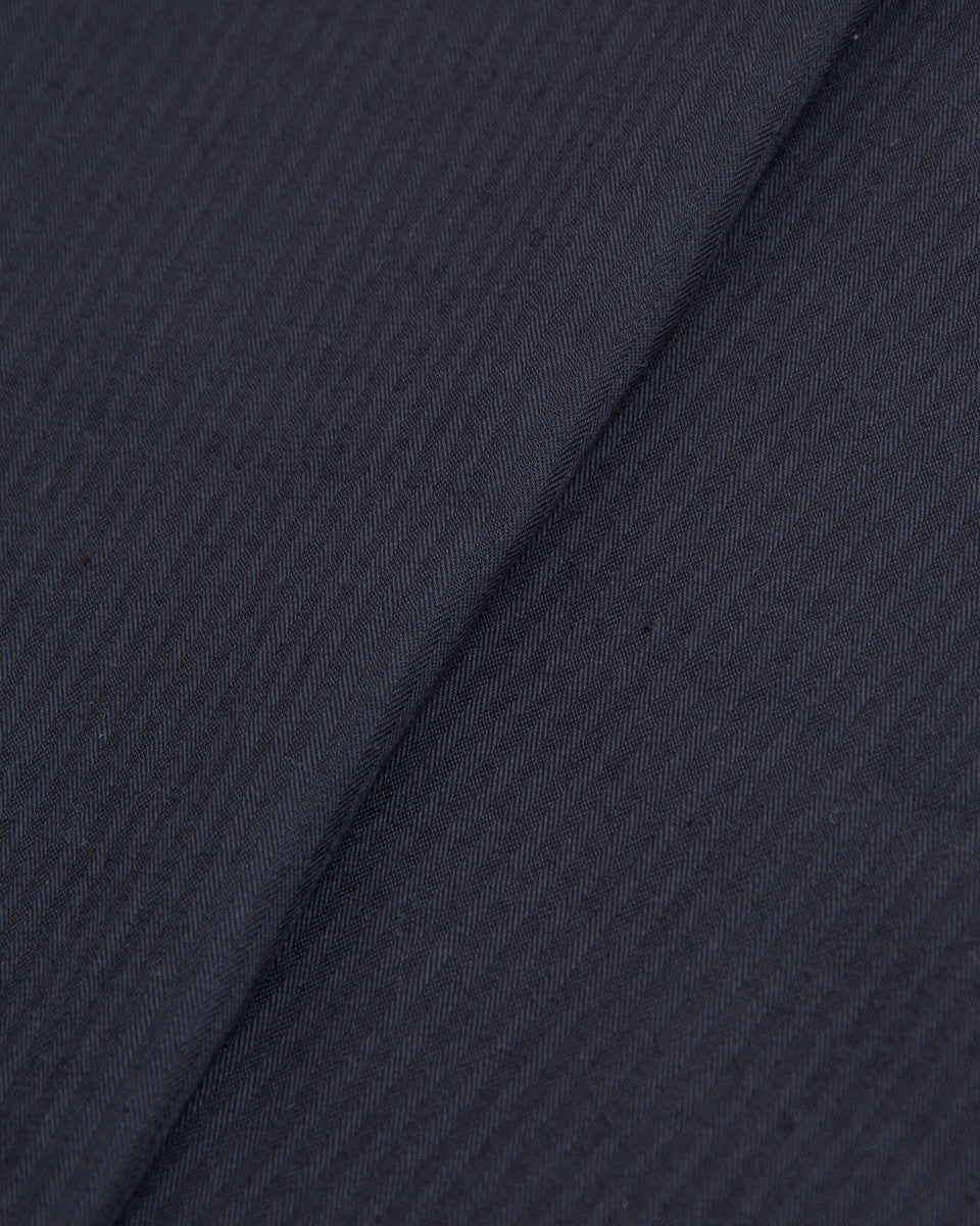 Trouser Pocketing - Black - 1/2 metre - Thread Theory - 1
