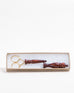 Wooden Needle Case and Scissor Set - Thread Theory - 2