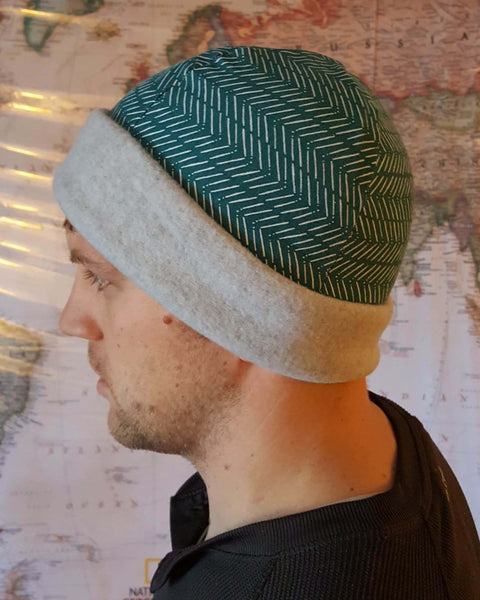 Toby K Patterns - Dinkytown Beanie PDF