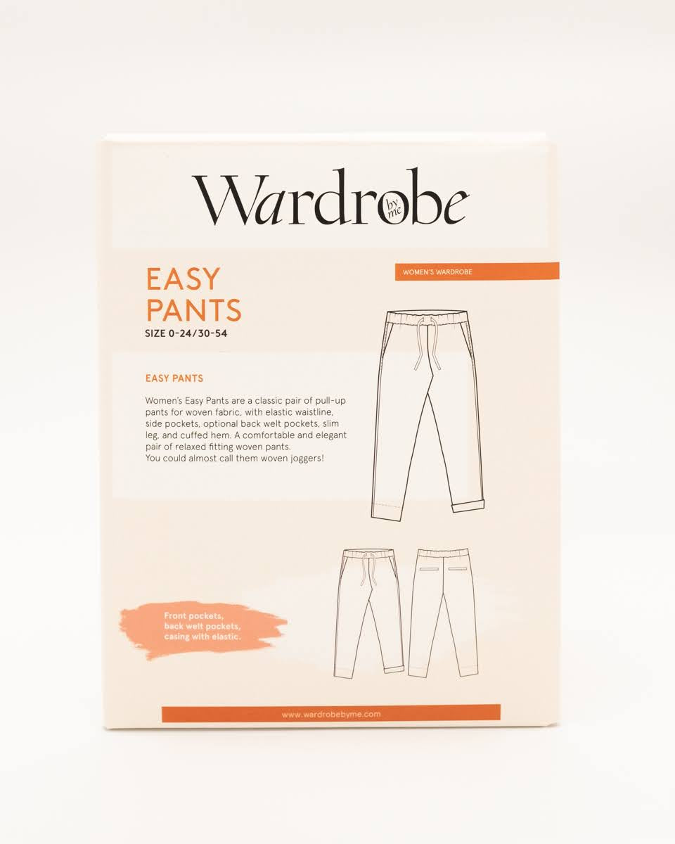 Wardrobe By Me - Women's Easy Pants