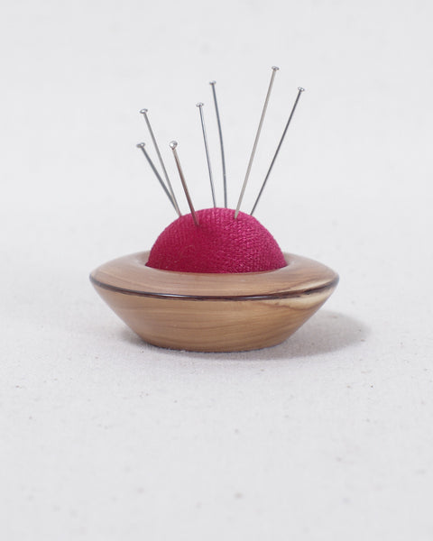 Wooden Pin Cushion - Mini - Thread Theory - 1